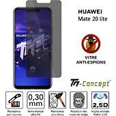 Protège écran Tm Concept Huawei Mate 20 Lite - Verre trempé - Ant