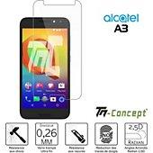 Protège écran Tm Concept Verre trempé - Alcatel A3 - TM Concept®