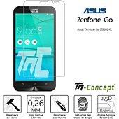 Protège écran Tm Concept Asus Zenfone Go ZB552KL - Verre trempé T
