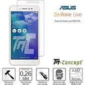 Protège écran Tm Concept Asus Zenfone Live ZB501KL - Verre trempé