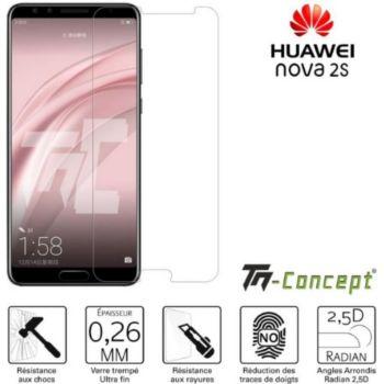 Tm Concept Huawei Nova 2s - Verre trempé TM Concept
