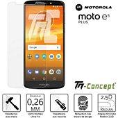 Protège écran Tm Concept Motorola Moto E5 Plus - Verre trempé TM