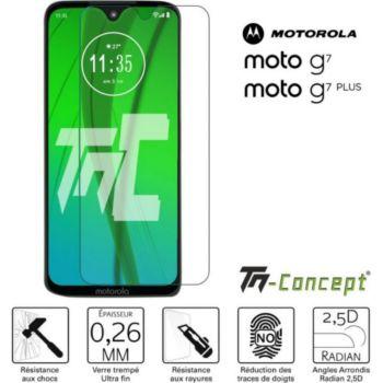 Tm Concept Motorola Moto G7 / Moto G7 Plus - Verre