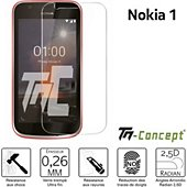 Protège écran Tm Concept Verre trempé - Nokia 1 - TM Concept®