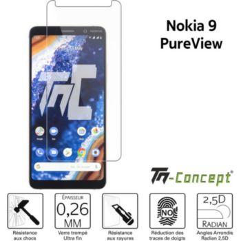Tm Concept Verre trempé Nokia 9 PureView TM Concept
