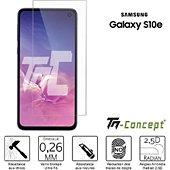 Protège écran Tm Concept Samsung Galaxy S10e - Verre trempé TM Co