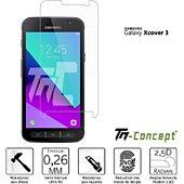 Protège écran Tm Concept Samsung Galaxy Xcover 3 - Verre trempé T