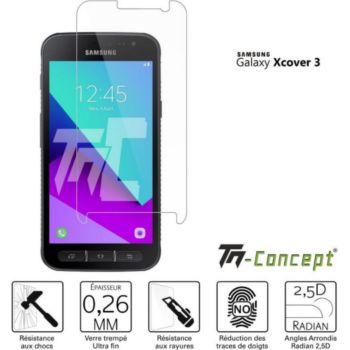 Tm Concept Samsung Galaxy Xcover 3 - Verre trempé T