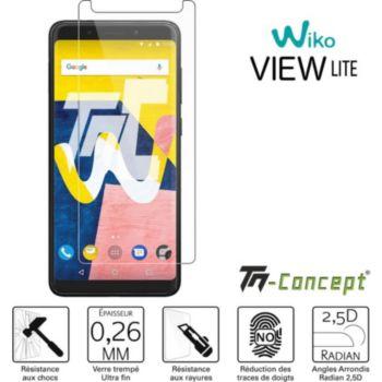 Tm Concept Verre trempé Wiko View Lite - TM Concept
