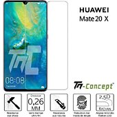 Protège écran Tm Concept Huawei Mate 20X - Verre trempé TM Concep