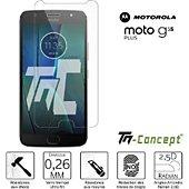 Protège écran Tm Concept Motorola Moto G5s Plus - Verre trempé TM