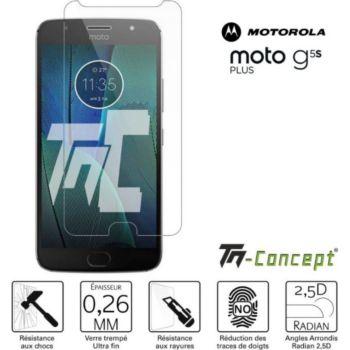 Tm Concept Motorola Moto G5s Plus - Verre trempé TM