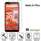 Protège écran Tm Concept Verre trempé Nokia 3.1 Plus - TM Concept