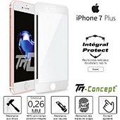 Protège écran Tm Concept Apple iPhone 7 Plus - Verre trempé intég
