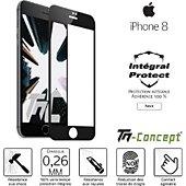 Protège écran Tm Concept Apple iPhone 8 - Verre trempé intégral P