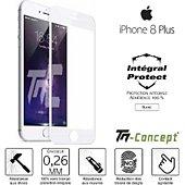 Protège écran Tm Concept Apple iPhone 8 Plus - Verre trempé intég