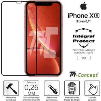 Tm Concept Apple iPhone XR - Verre trempé intégral