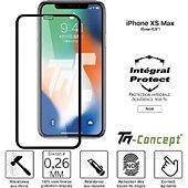 Protège écran Tm Concept Apple iPhone XS Max - Verre trempé intég