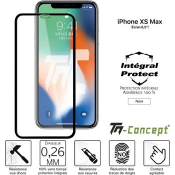 Tm Concept Apple iPhone XS Max - Verre trempé intég