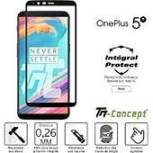 Protège écran Tm Concept OnePlus 5T - Verre trempé intégral Prote
