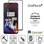 Protège écran Tm Concept OnePlus 6T - Verre trempé intégral Prote