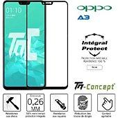 Protège écran Tm Concept Oppo A3 - Verre trempé intégral Protect