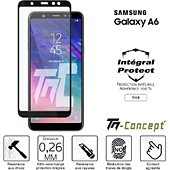 Protège écran Tm Concept Samsung Galaxy A6 (2018) - Verre trempé