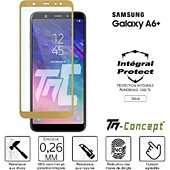 Protège écran Tm Concept Samsung Galaxy A6 Plus (2018) - Verre tr