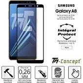 Protège écran Tm Concept Samsung Galaxy A8 (2018) - Verre trempé