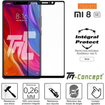 Tm Concept Xiaomi Mi 8 SE - Verre trempé intégral P