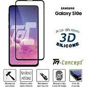 Protège écran Tm Concept Samsung Galaxy S10e - Verre trempé incur