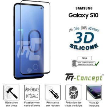 Tm Concept Samsung Galaxy S10 - Verre trempé incurv