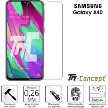 Tm Concept Verre trempé - Samsung Galaxy A40