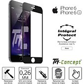 Protège écran Tm Concept Apple iPhone 6 / 6S - Verre trempé intég