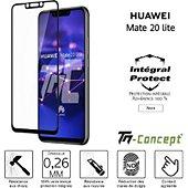 Protège écran Tm Concept Huawei Mate 20 Lite - Verre trempé intég