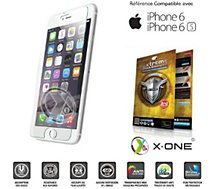 Protège écran Tm Concept  Apple Iphone 6/6S - X-One ® Extreme Shoc