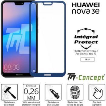 Tm Concept Huawei Nova 3e - Verre trempé intégral P