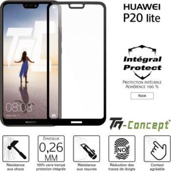 Tm Concept Huawei P20 Lite - Verre trempé intégral