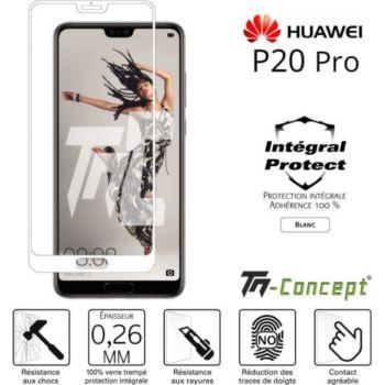 Tm Concept Huawei P20 Pro - Verre trempé intégral P