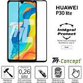 Protège écran Tm Concept Huawei P30 Lite - Verre trempé intégral