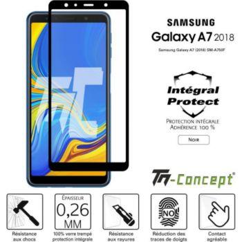 Tm Concept Samsung Galaxy A7 (2018) - Verre trempé