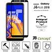 Protège écran Tm Concept Verre trempé - Samsung J6+ (2018) - Noir