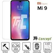 Protège écran Tm Concept Verre trempé - Xiaomi Mi 9 - TM Concept®