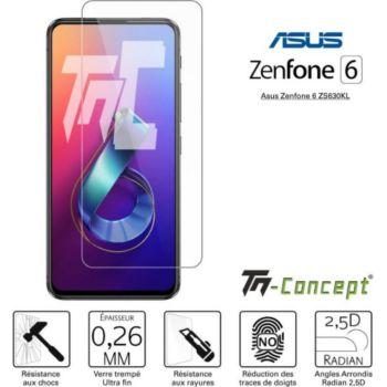 Tm Concept Asus ZenFone 6 ZS630KL - Verre trempé TM