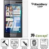 Protège écran Tm Concept BlackBerry Leap - Verre trempé TM Concep