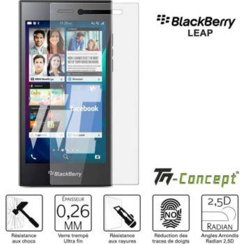 Tm Concept BlackBerry Leap - Verre trempé TM Concep