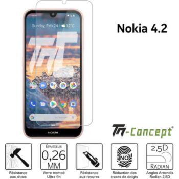 Tm Concept Verre trempé - Nokia 4.2 - TM Concept®