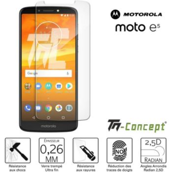 Tm Concept Verre trempé Motorola Moto E5 TM Concept