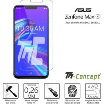 Tm Concept Verre trempé - Asus Zenfone Max (M2)