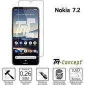 Protège écran Tm Concept Verre trempé - Nokia 7.2 - TM Concept®